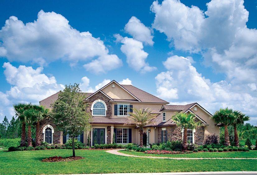 Nocatee Coastal Oaks Estate Homes Estate homes, New
