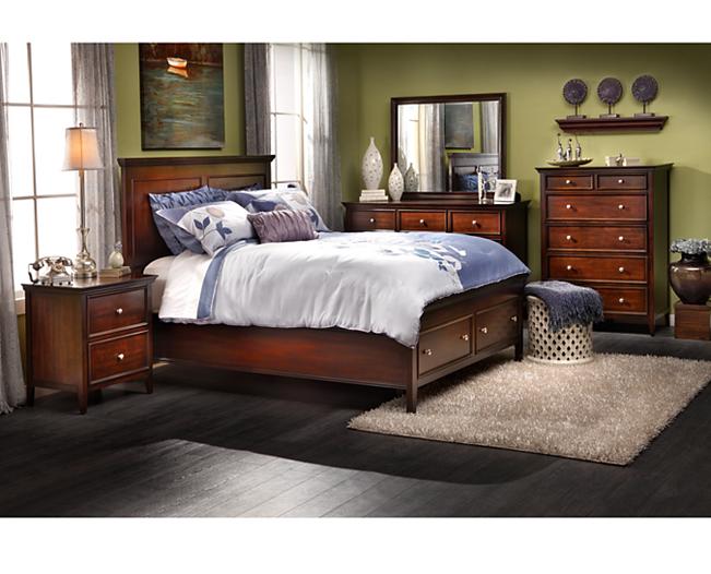 Costello Storage Bed