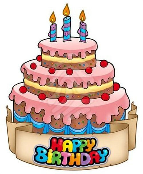 Happy Birthday Cake Animated Happy Birthday Cake Idea Birthday Cake Clip Art Cartoon Birthday Cake Art Birthday Cake