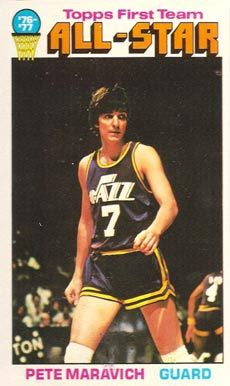 1976 topps basketball cards complete set | ... card number 130 year 1976 set name 1976 topps number of cards in set