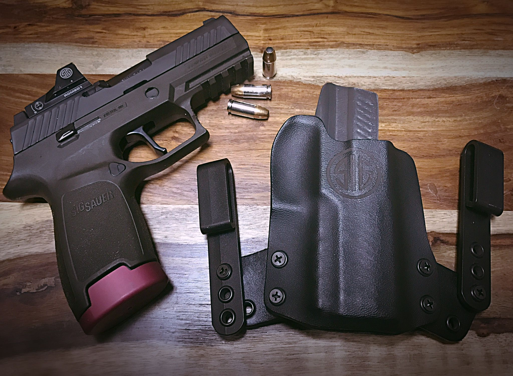 Pin by Dave Richardson on Sig Sauer P320 | Sig p320, Guns