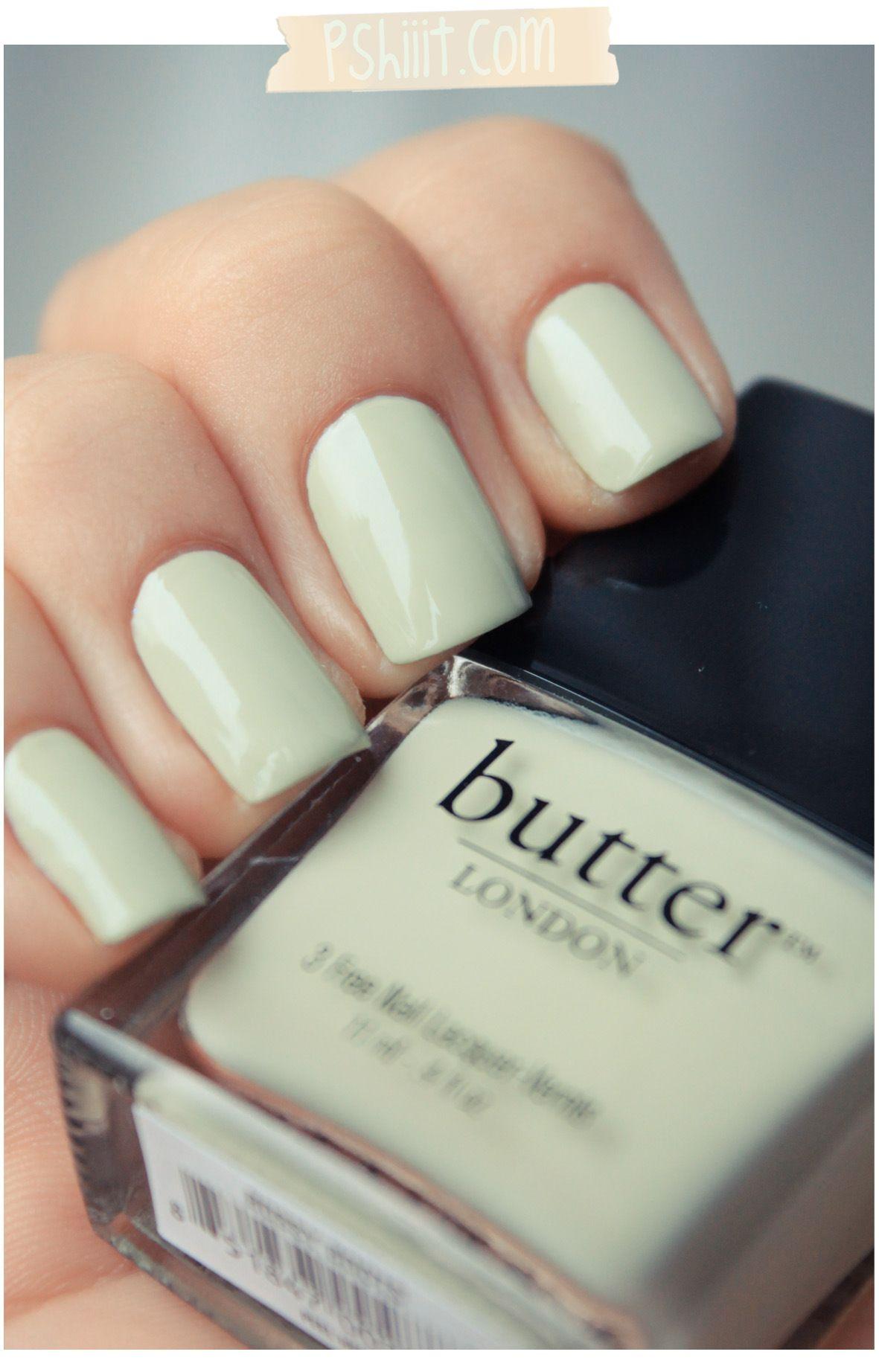 Butter London – Bossy Boots / J\'aime d\'amour le lait d\'amande !