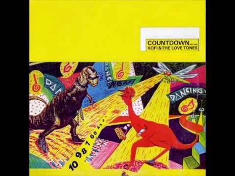 Kofi & The Love Tones - COUNTDOWN