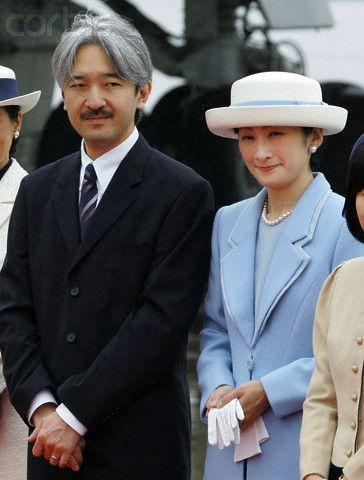 Princess Akishino (Kiko), May 7, 2005