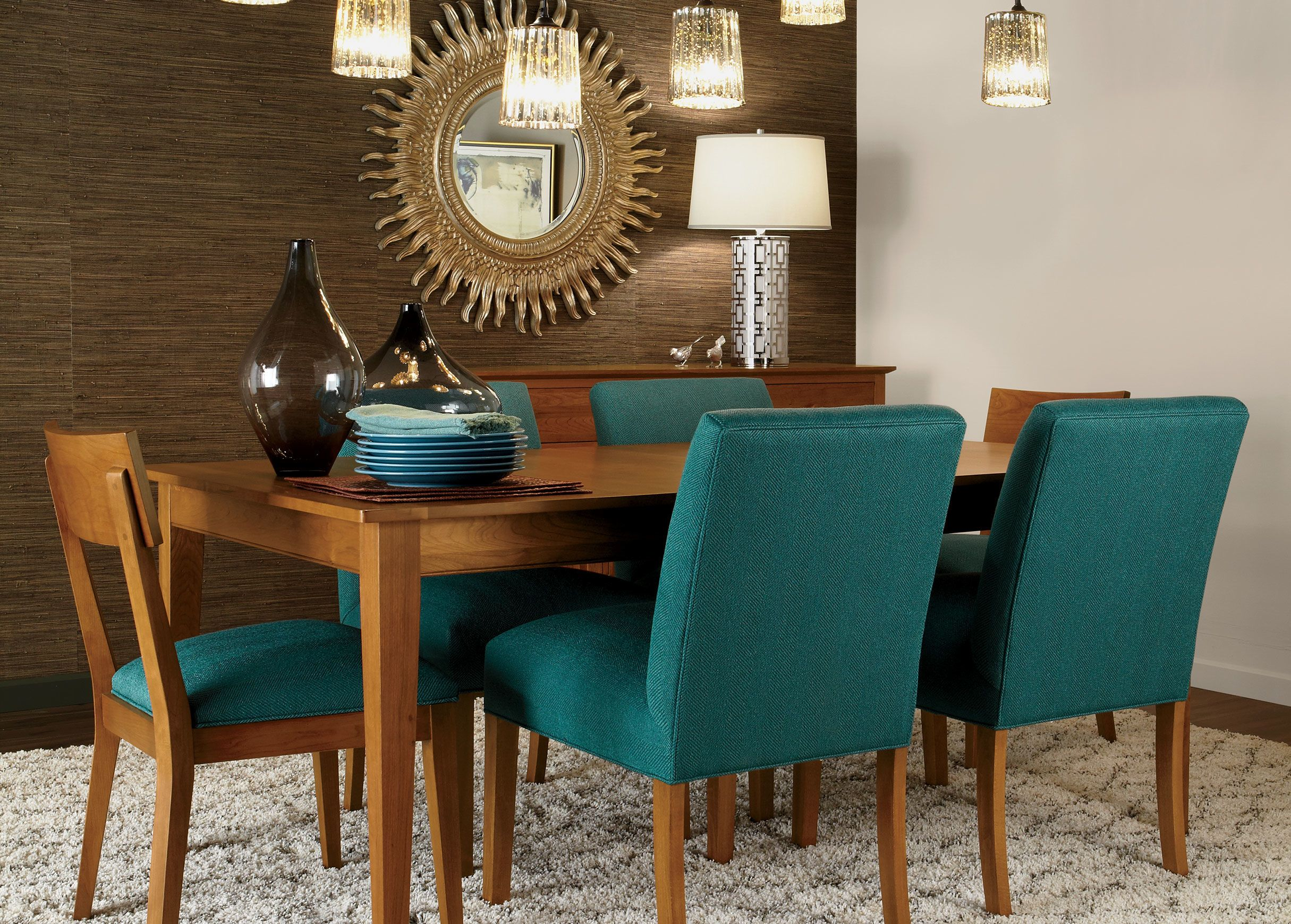 Rowan Large Dining Table Ethan Allen Large Dining Table