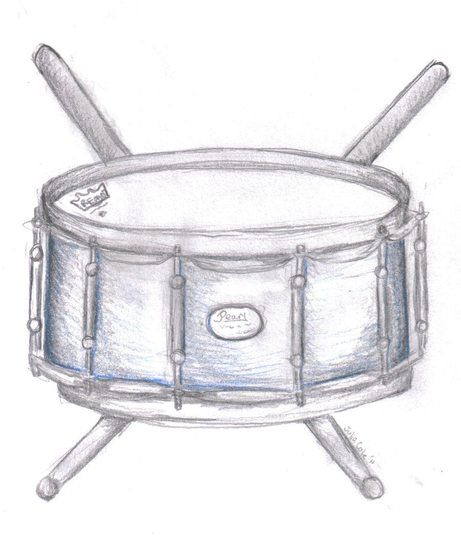 Pix For Snare Drum Tattoos
