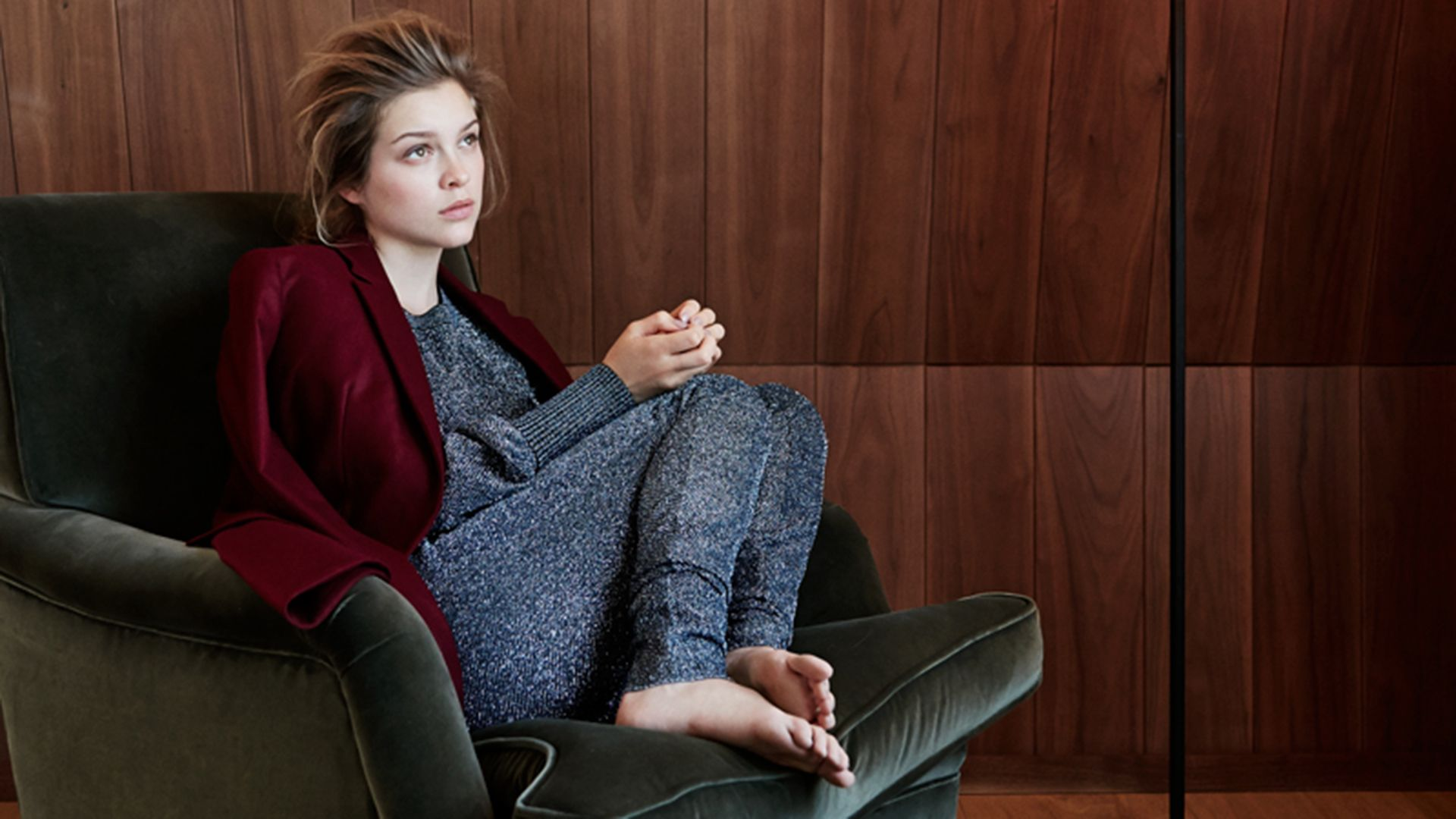 Lovely Sophie Cookson: Sophie Cookson, Oxford