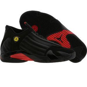 5a8b58e936e95a Air Jordan 14 XIV Retro - Last Shot (black   varsity red   black) My all  time favorites