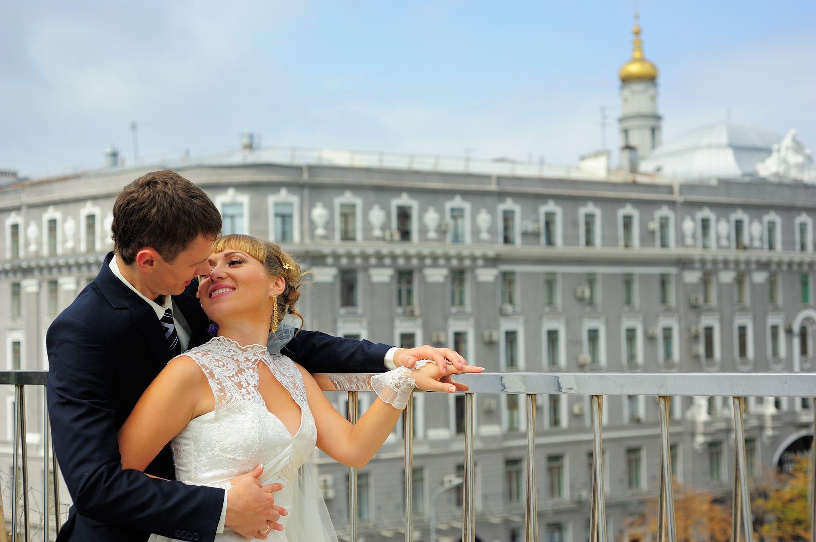 Лучшие свадебные фотографии в харькове