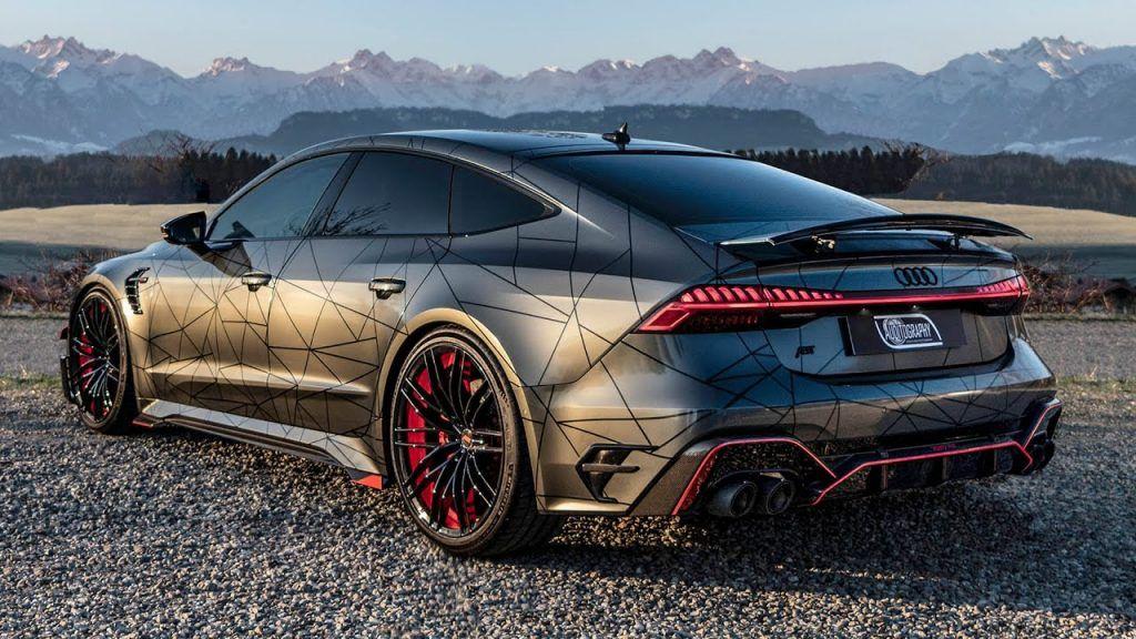 2020 ABT Audi RS7R MAXTUNCARS in 2020 Audi rs7, Audi