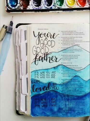 Bible Journal By Bailey Sturgeon Bible Doodling