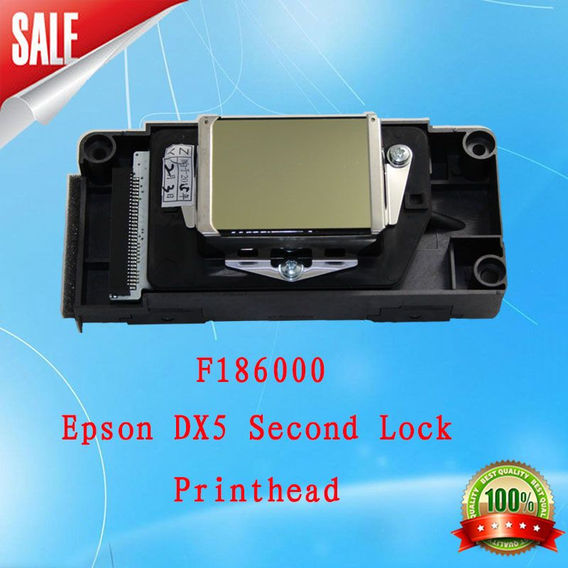 Solvent Second Lock Dx5 Print Head High Quality New Original