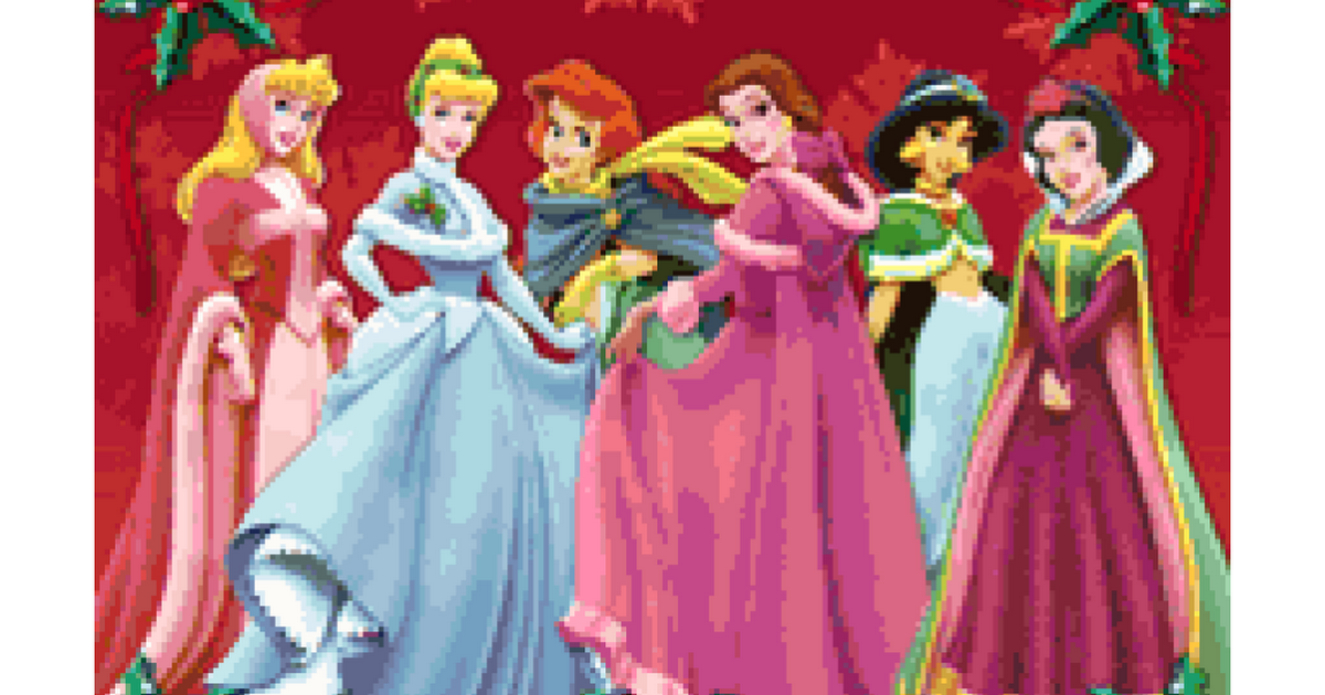 lgg pdc disney - princesas navidad (1).pdf