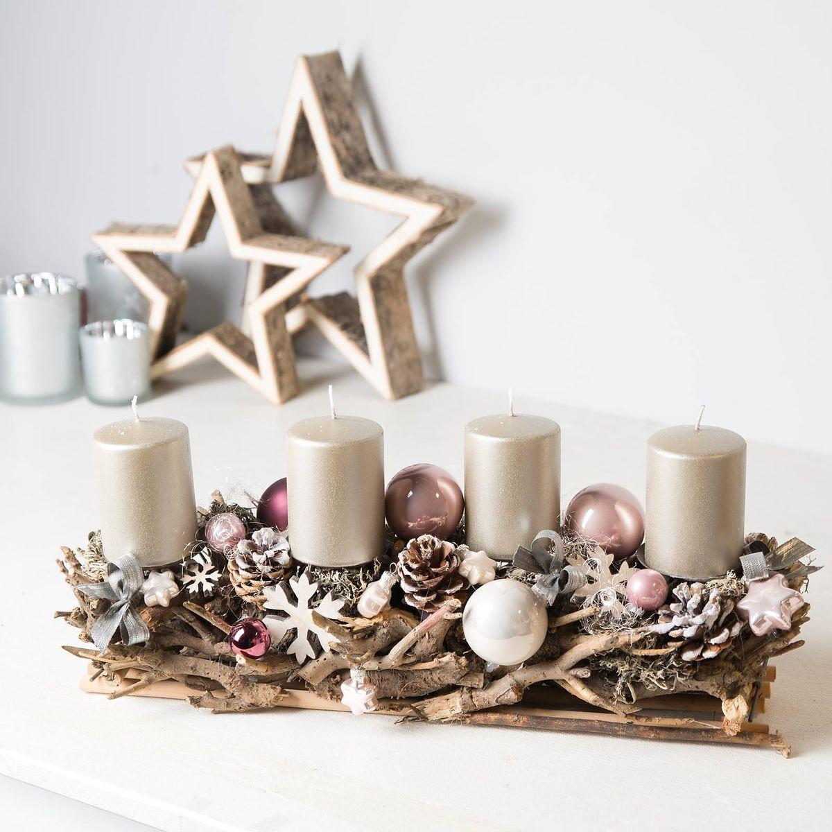 depot weihnachten adventskranz beliebter weihnachtsblog. Black Bedroom Furniture Sets. Home Design Ideas