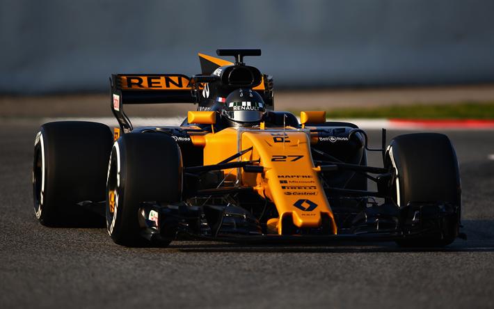 Fondos De Pantalla 4k Coches: Descargar Fondos De Pantalla Renault, 4k, Formula 1