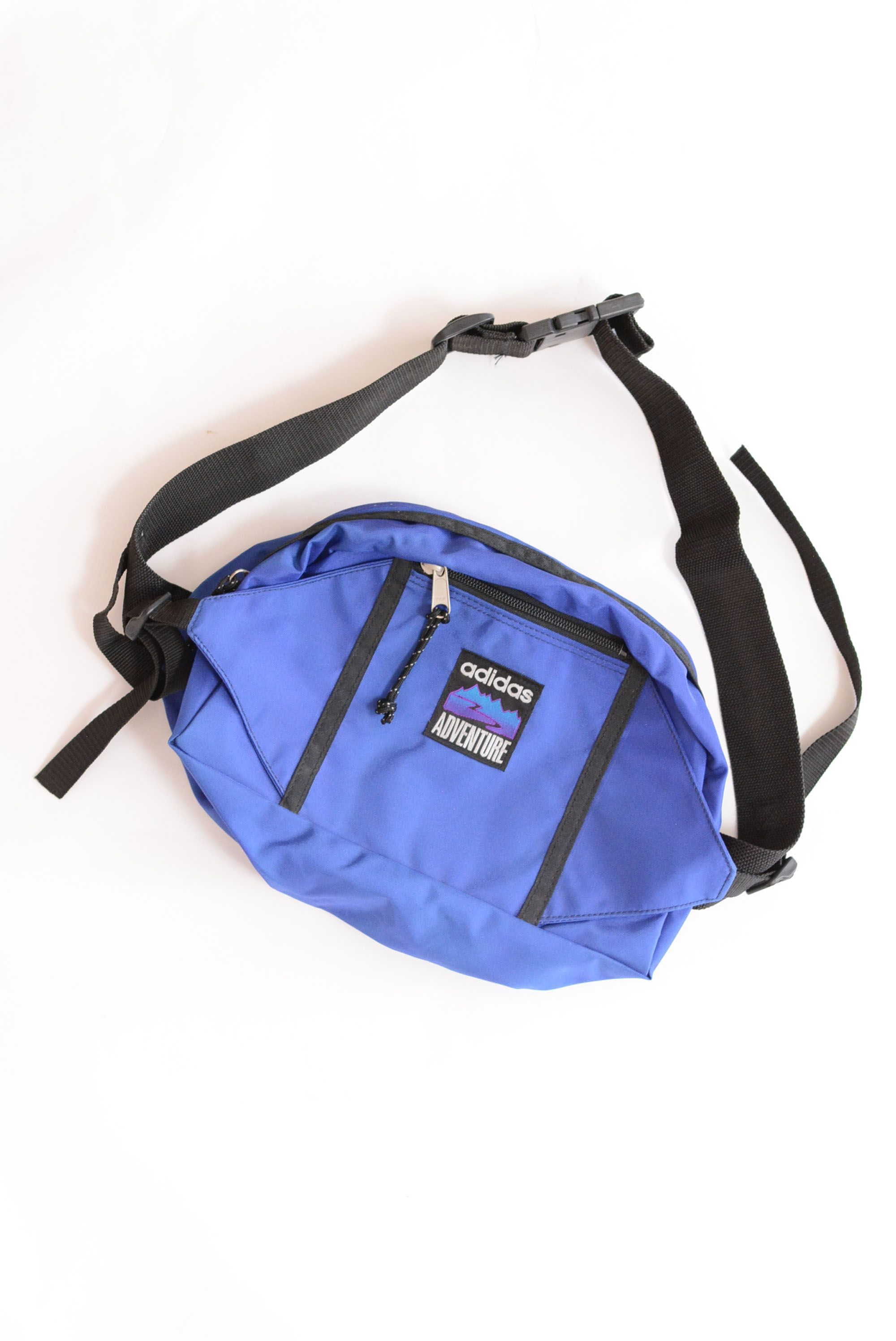 ea0f971f84 USED VINTAGE adidas ADVENTURE BODY BAG ¥1
