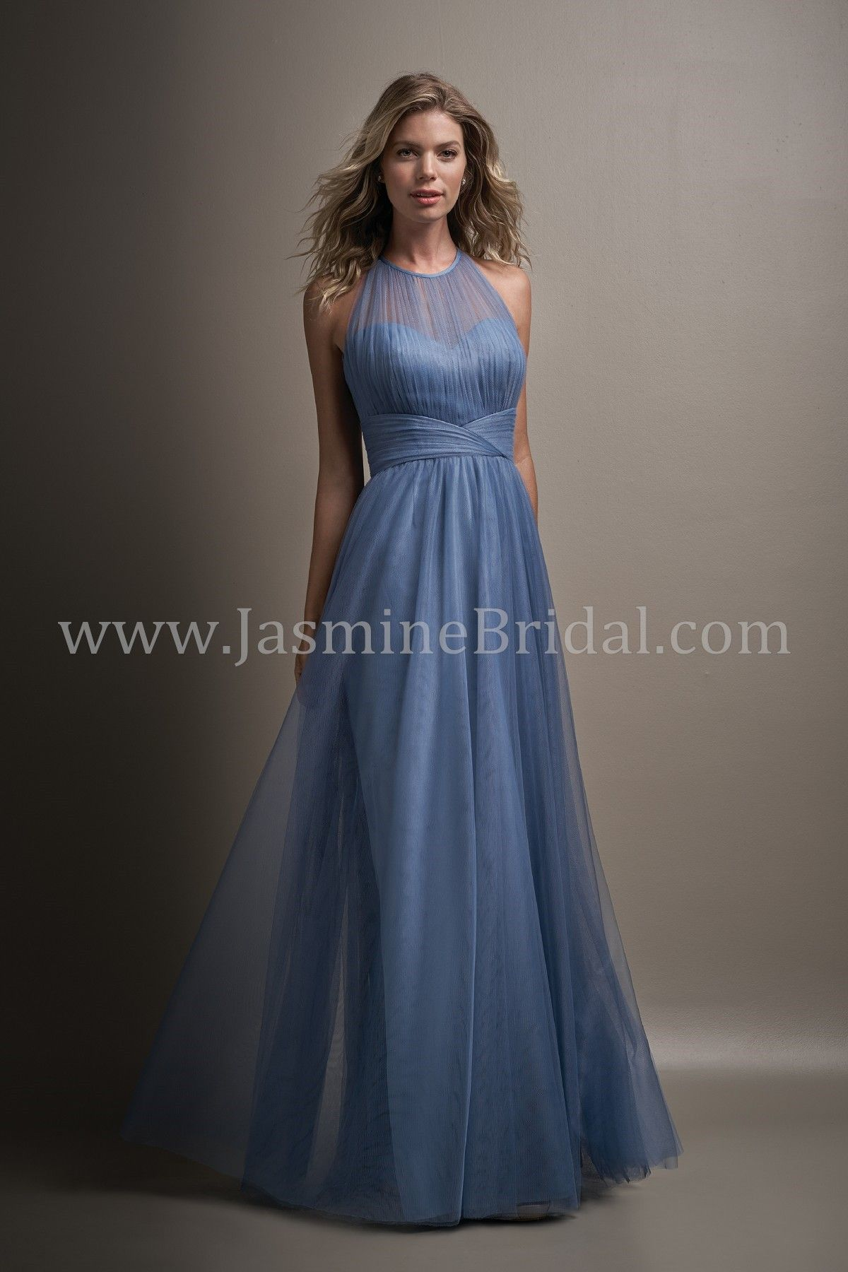 Jasmine Bridal Style L194011. Available at Debra\'s Bridal Shop, 9365 ...