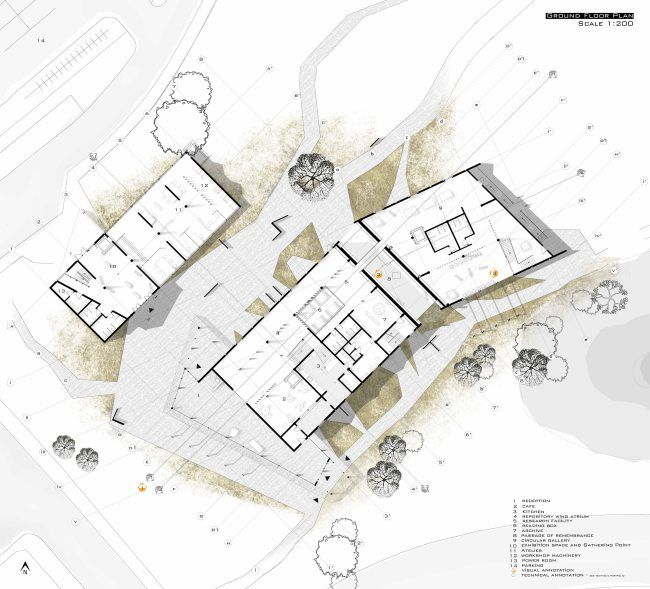 One step at a time eye architectural drawings and for Winery floor plans by architects