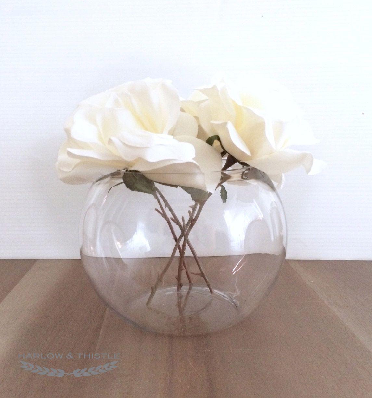 DIY Flower Bowl   Diy flower and Flower