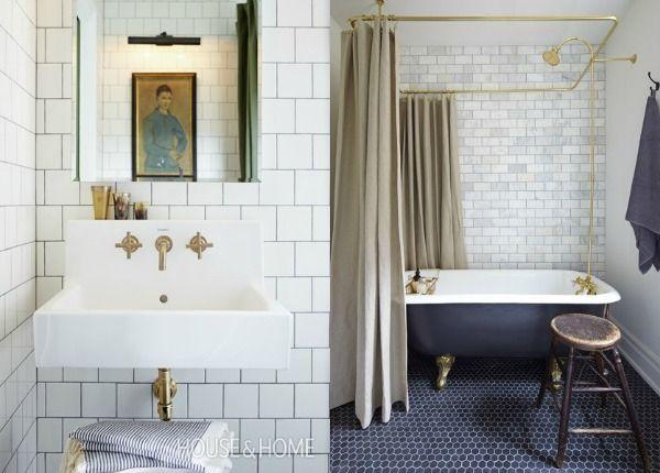 Gouden kraan in de badkamer eenig wonen bathrooms pinterest