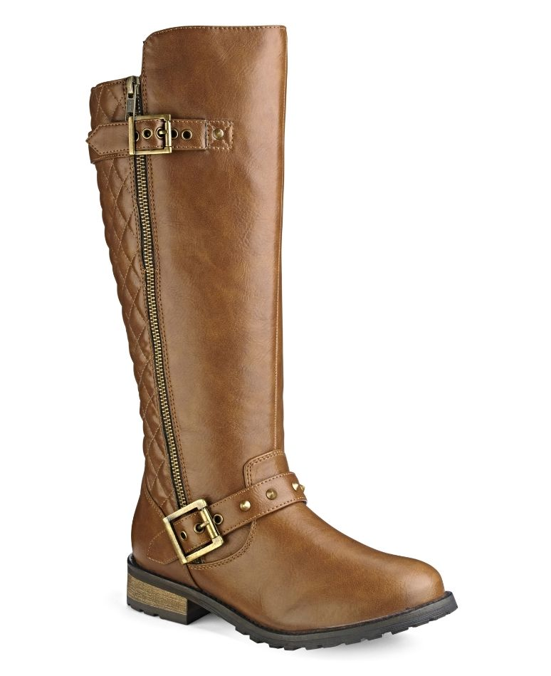 WHERE TO BUY WIDE CALF BOOTS FOR PLUS SIZE BABES!!!