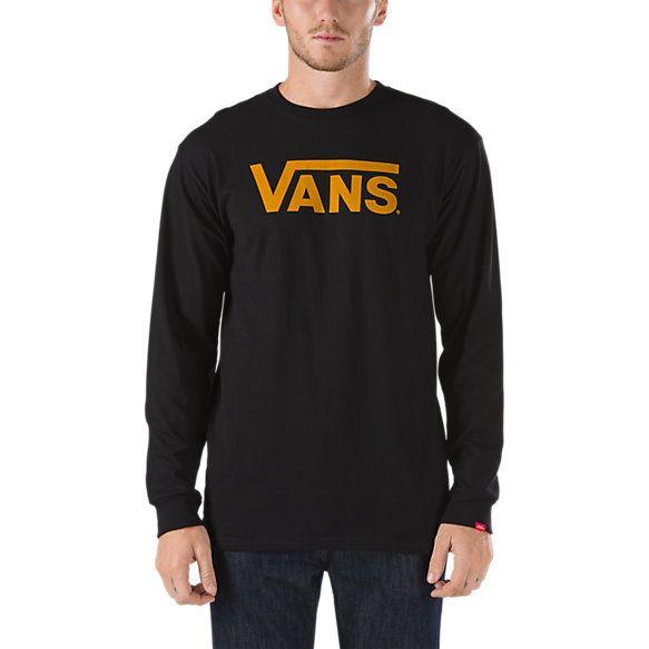 Vans Classic LS Tee - Black