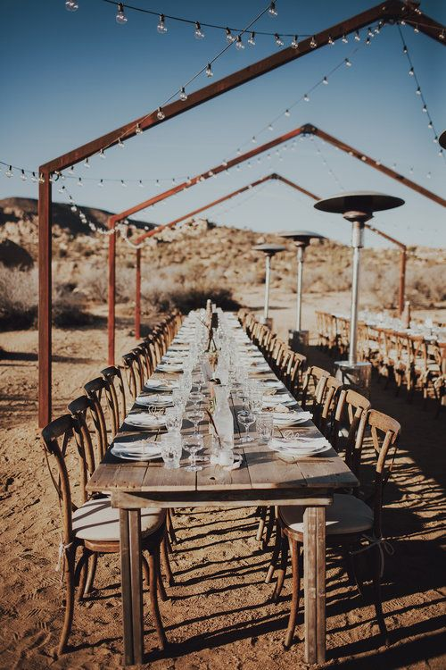 The Ruin Venue Joshua Tree Desert Wedding With Images
