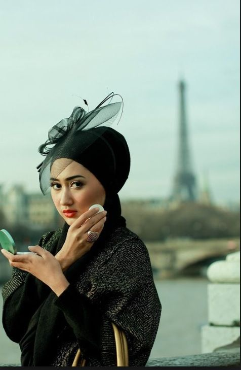 Hijab And Fascinator Muslim Women Fashion Modesty Fashion Hijab Collection