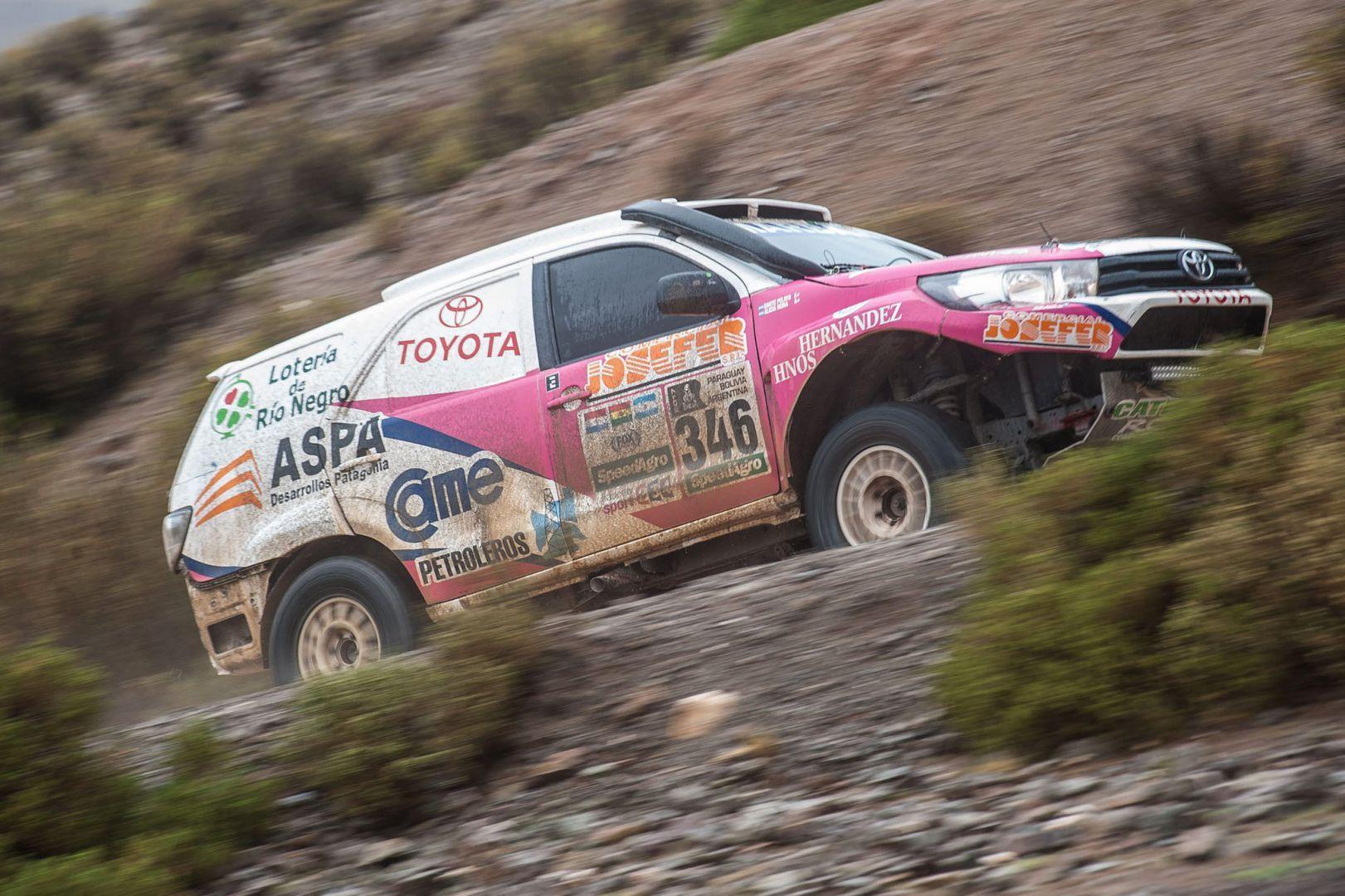 """#ASPAenelDakar: """"El Dakar, con sello regional"""""""