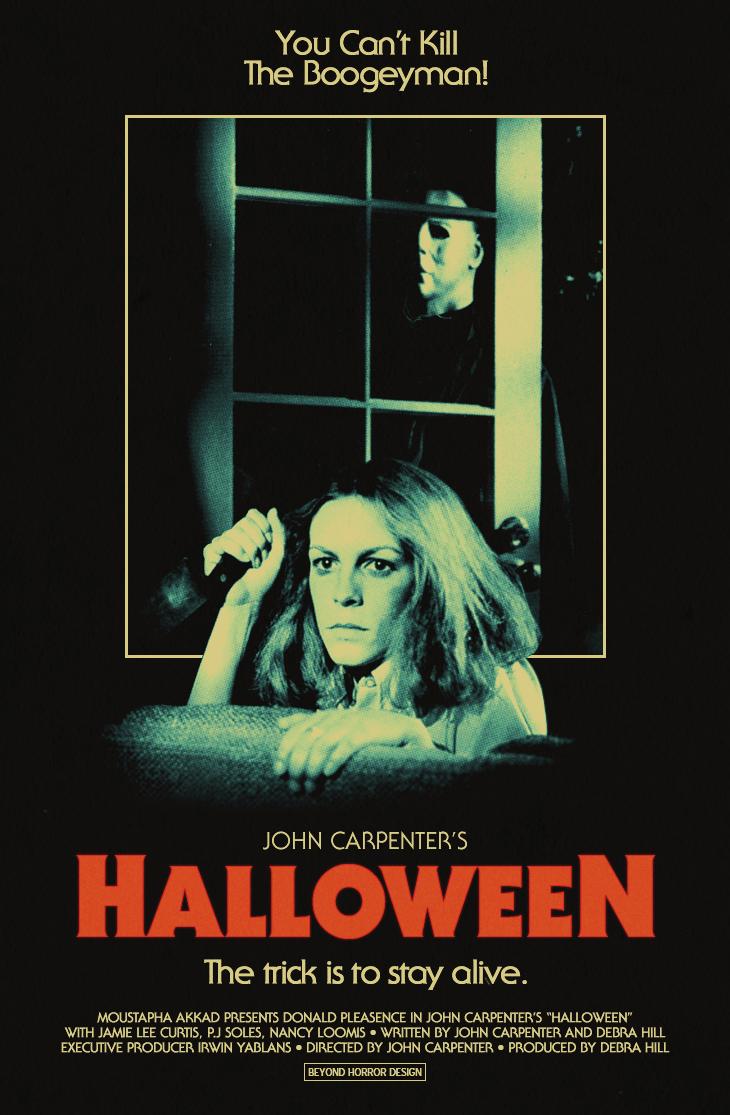 John Carpenter S Halloween Halloween Die Nacht Des Grauens Horror Filme Halloween Film Klassische Horrorfilme