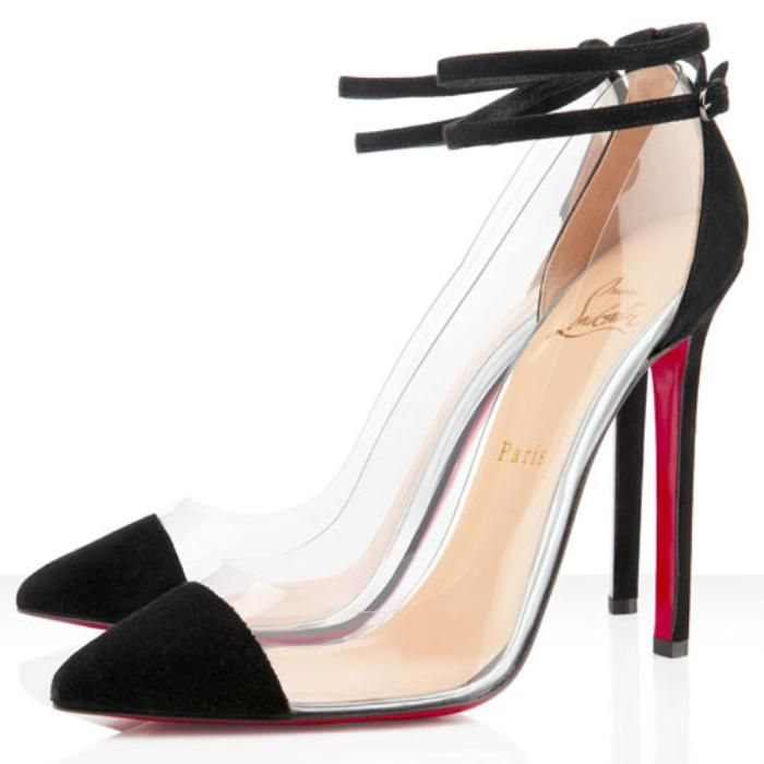 replica christian louboutin pigalle 100 studded pumps