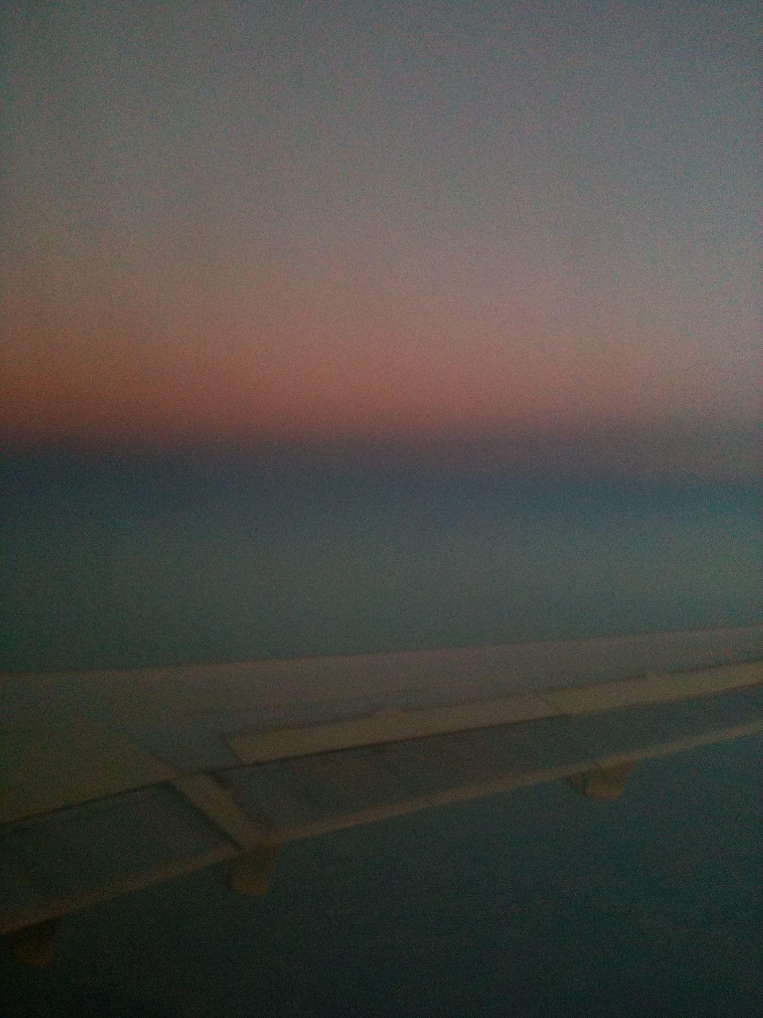 En el aire...!!