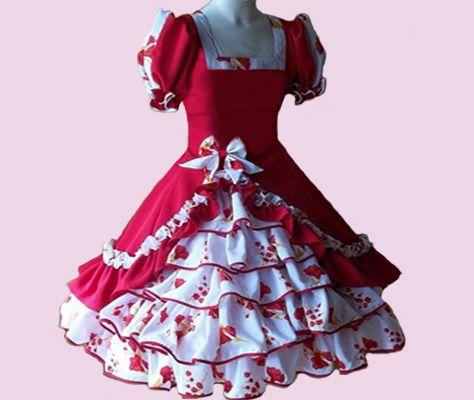Huasa chilena, Vestidos de china! | Vestidos de huasa | Pinterest ...