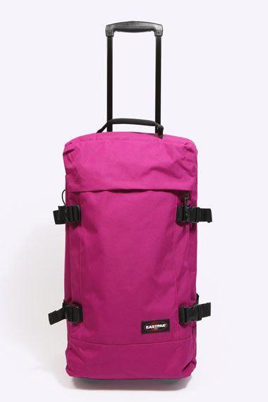 Eastpak Pink Medium Wheelie Suitcase (78L) | If I was a rich man ...