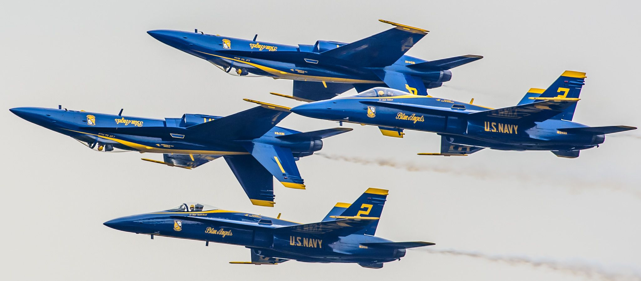 https://flic.kr/p/AyxKzA   F/A-18 Hornet Blue Angels No. 2 is looking at me!   Blue Angels Airshow 2015 Georgia