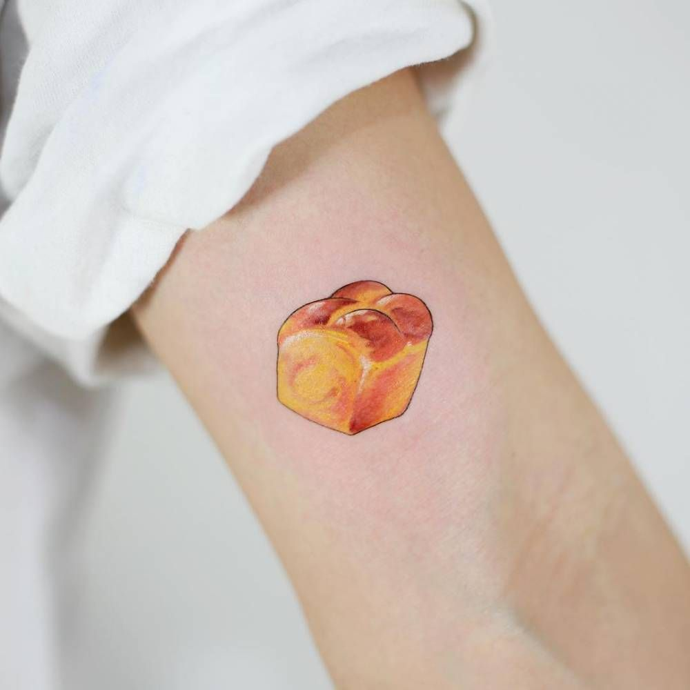 bread tattoo