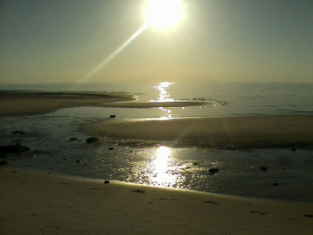 e7d35b617e5c Hunts hill . .sunset...Beautiful beach