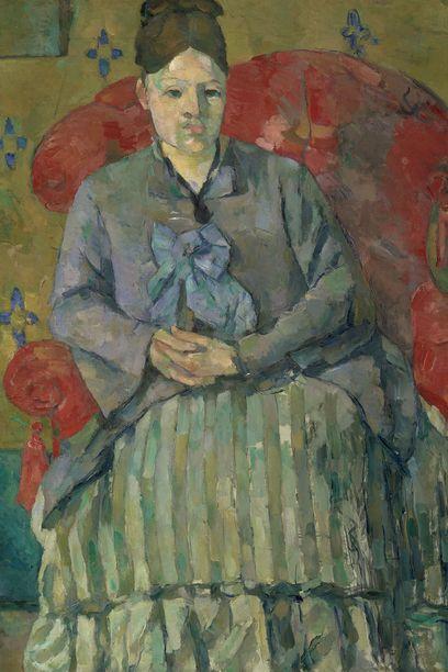 Madame #Cézanne 19 Nov 2014–15 Mar 2015 at Metropolitan Museum of Art, New York