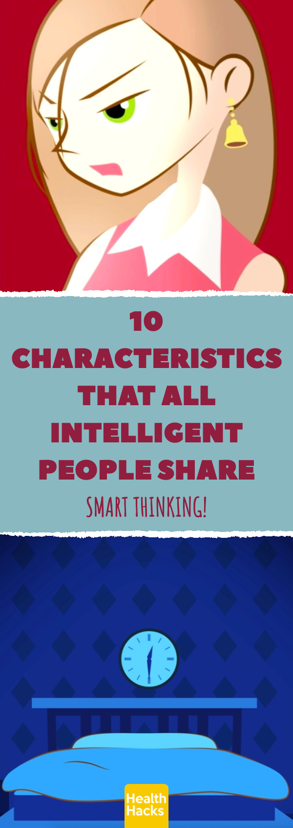 10 Characteristics That All Intelligent People Share