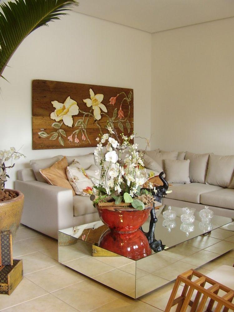 wohnzimmergestaltung mit farbigen mobeln, feng shui wohnzimmer – tipps zur gestaltung und deko #gestaltung, Ideen entwickeln