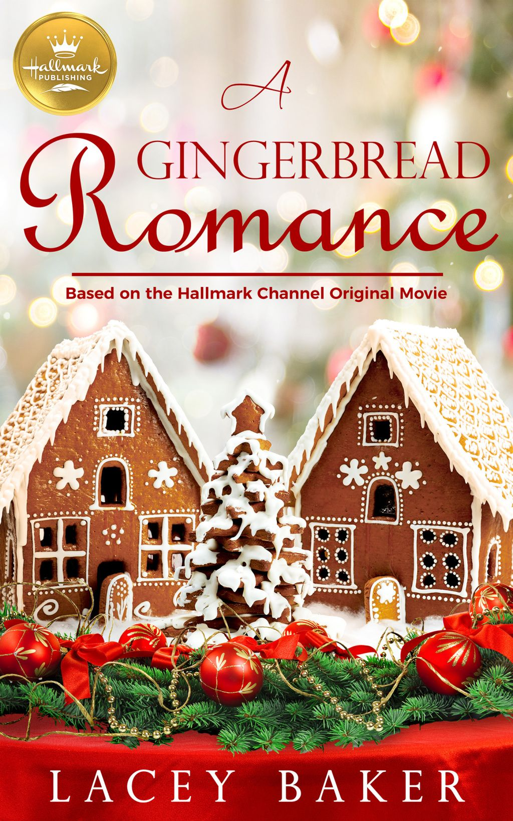 A Gingerbread Romance (eBook) in 2020 Hallmark christmas