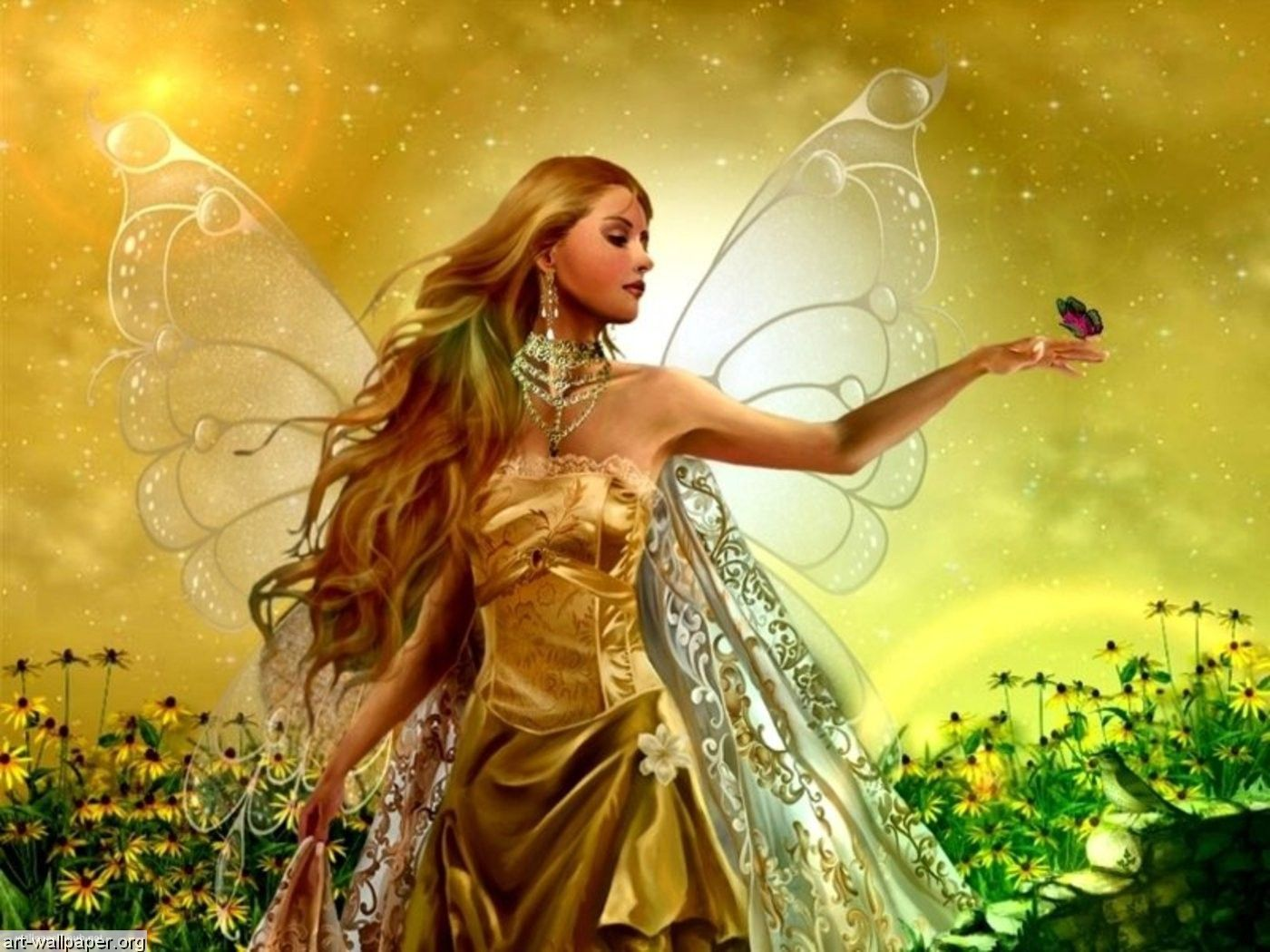 Image Detail For Fairy Art Fairy Wallpapers Art Prints Pictures Fairy Wallpaper Fantasy Fairy Fairy Artwork