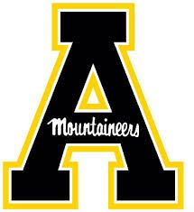 Pin by Benny Taylor on Appalachian State College logo
