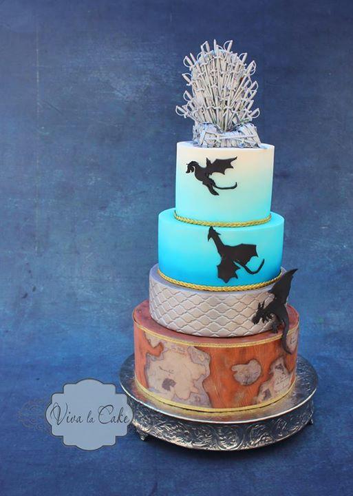 game of thrones wedding cake cakes lustige torten. Black Bedroom Furniture Sets. Home Design Ideas