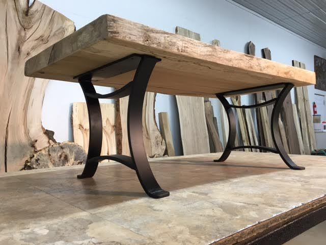 metal table base coffee table legs