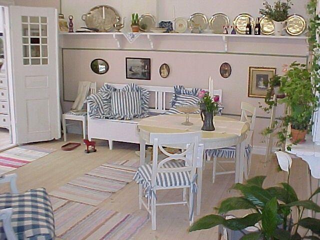 wide range of swedish style interiors home pinterest innenarchitektur landh user und. Black Bedroom Furniture Sets. Home Design Ideas
