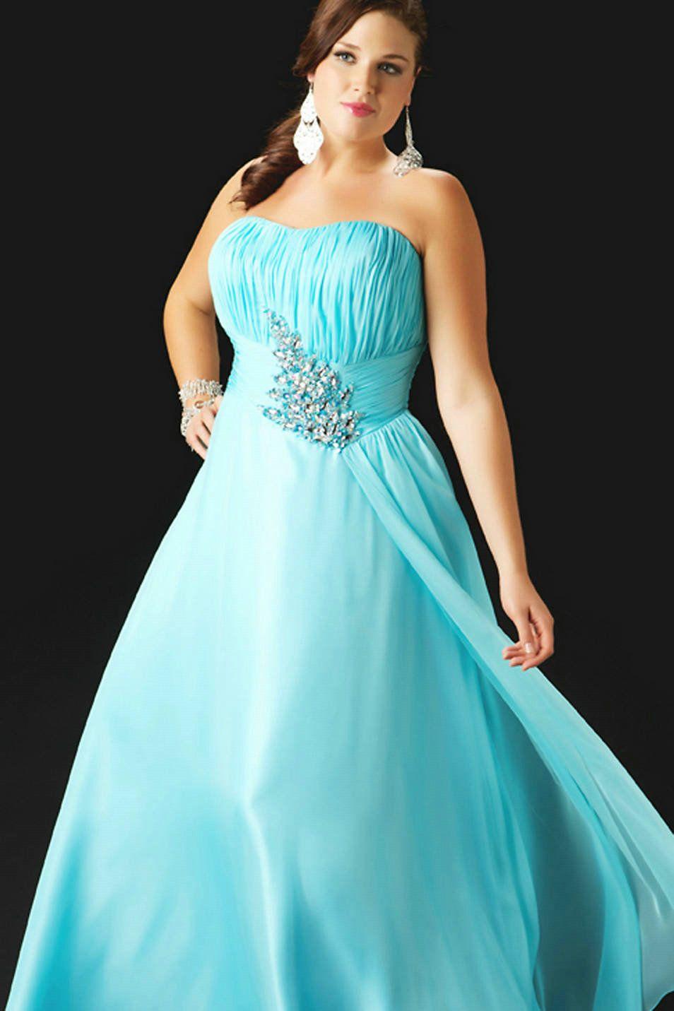 plus size evening dresses 29 #plus #plussize #curvy | Plus Size ...