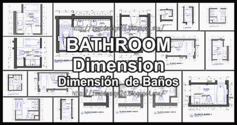 BATHROOM - Dimension - BAÑOS