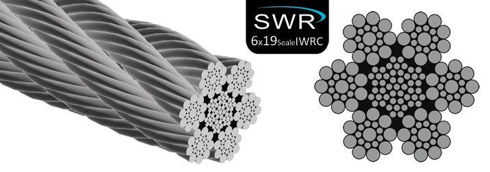 Jual Kawat Seling 6x19 IWRC 10mm,12mm,14mm,18mm,24mm,32mm, Harga ...