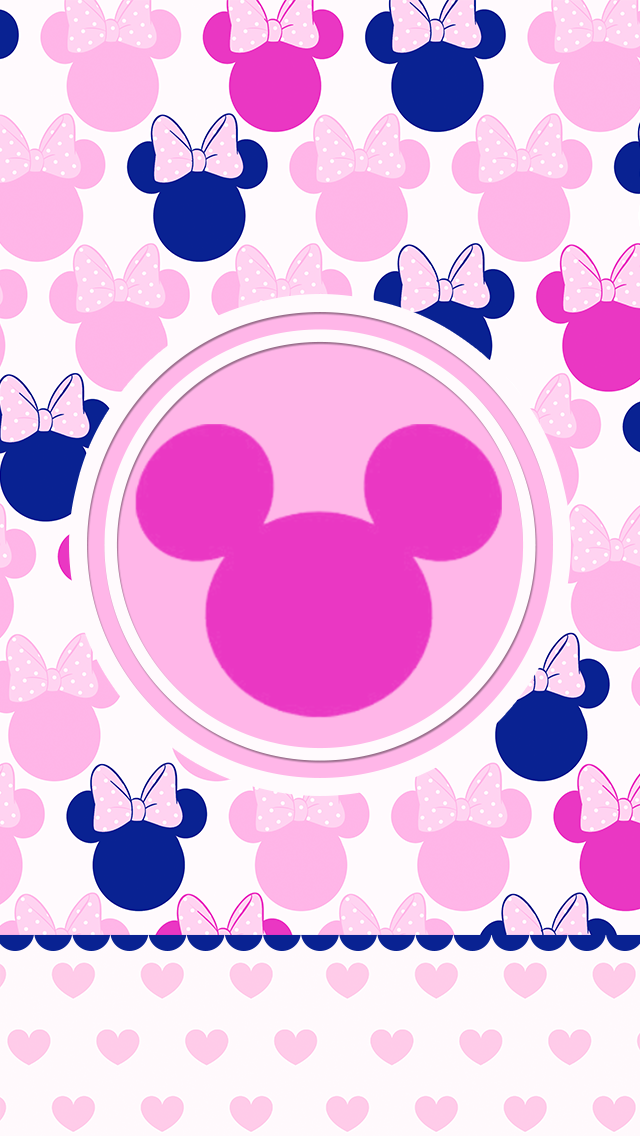 Minnie mouse wallpaper iphone wallpaper pinterest - Fondos de minnie mouse ...